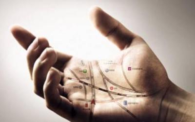 手相天纹_分析一下手相的财富纹究竟在哪里-八字网