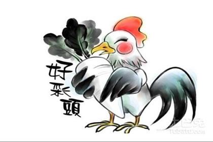 生 肖 鸡