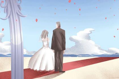 结婚当天女方床上铺什么 颜色喜庆氛围温馨即可